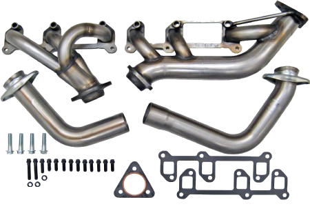 Exhaust Headers 1986-87 3.8-7 Turbo Mtr