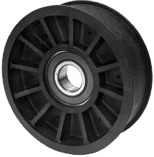 Fan Belt Tensioner Pulley 1986-87 3.8-7