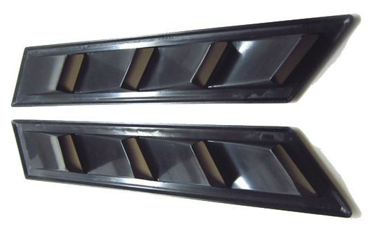 Fender Louvers GNX 1978-87 Buick Regal