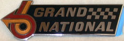 Fender Monogram 1982-86 - Grand National