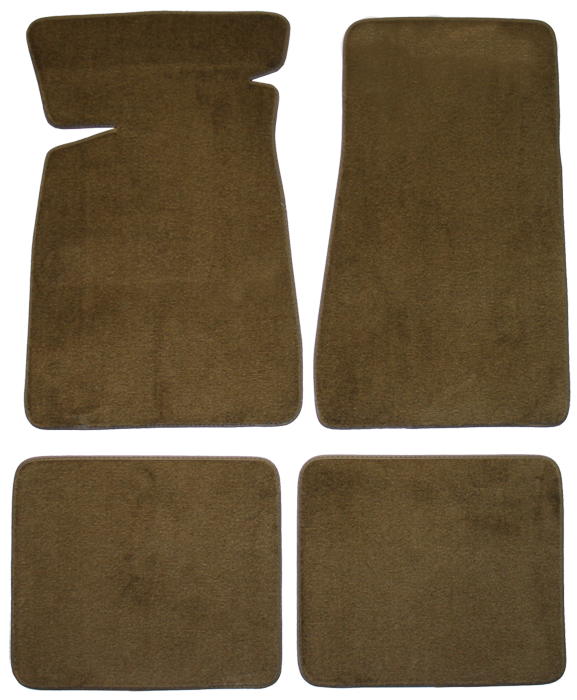 Floor Mats 1984-1987 Grand National Tan