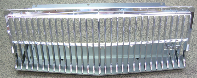 Grill 1987 Buick Regal T-Type Chrome
