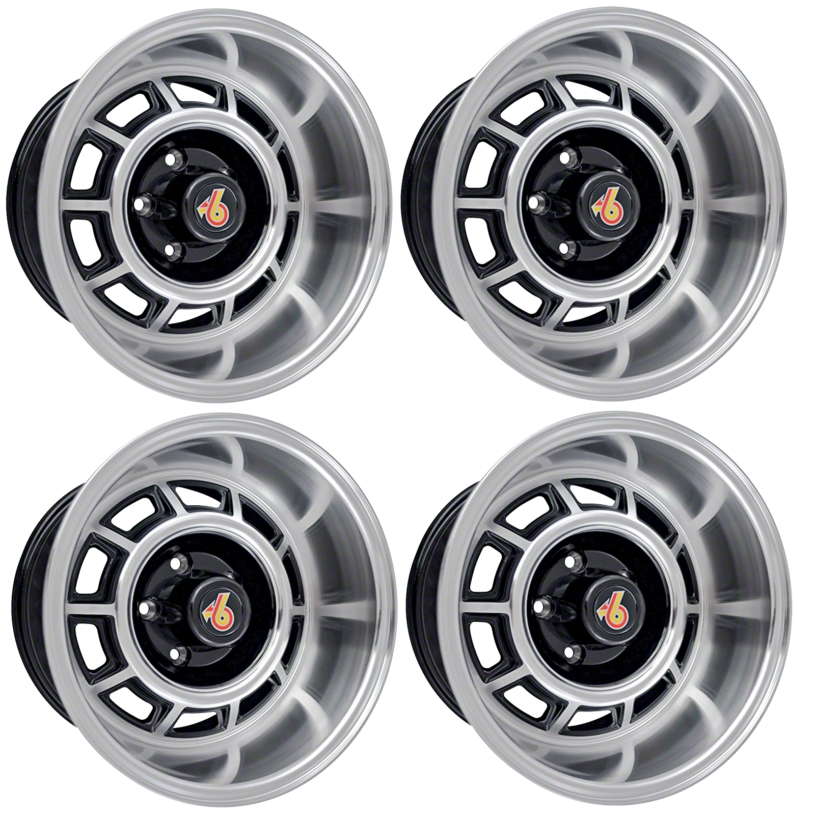 Wheel 1986-87 Grand National 15 X 7 Set4