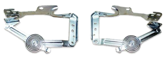 Hood Hinges 1978-87 Buick Regal, GN, GNX