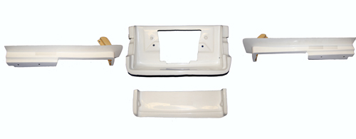 Bumper Filler 1980-87 Buick Regal Rr 4