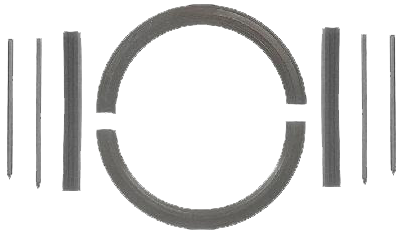 Rear Main Seal 1978-87 Buick V-6 Engine
