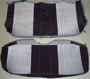 Seat Upholstery 1985-87 GN GNX Rear