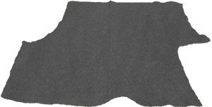 Trunk Mat 1978-87 Regal, GN, GNX Black