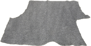 Trunk Mat 1978-87 Regal, GN, GNX Gray