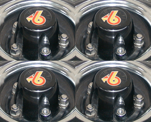 Wheel Cap 1986-87 Grand National Set (4)