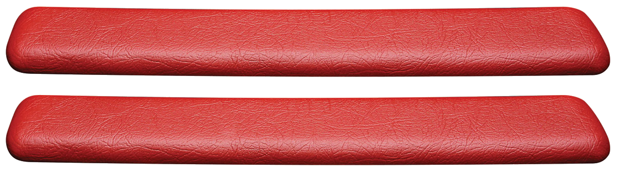 Arm Rest Pads 1963-64 Buick Riviera Red