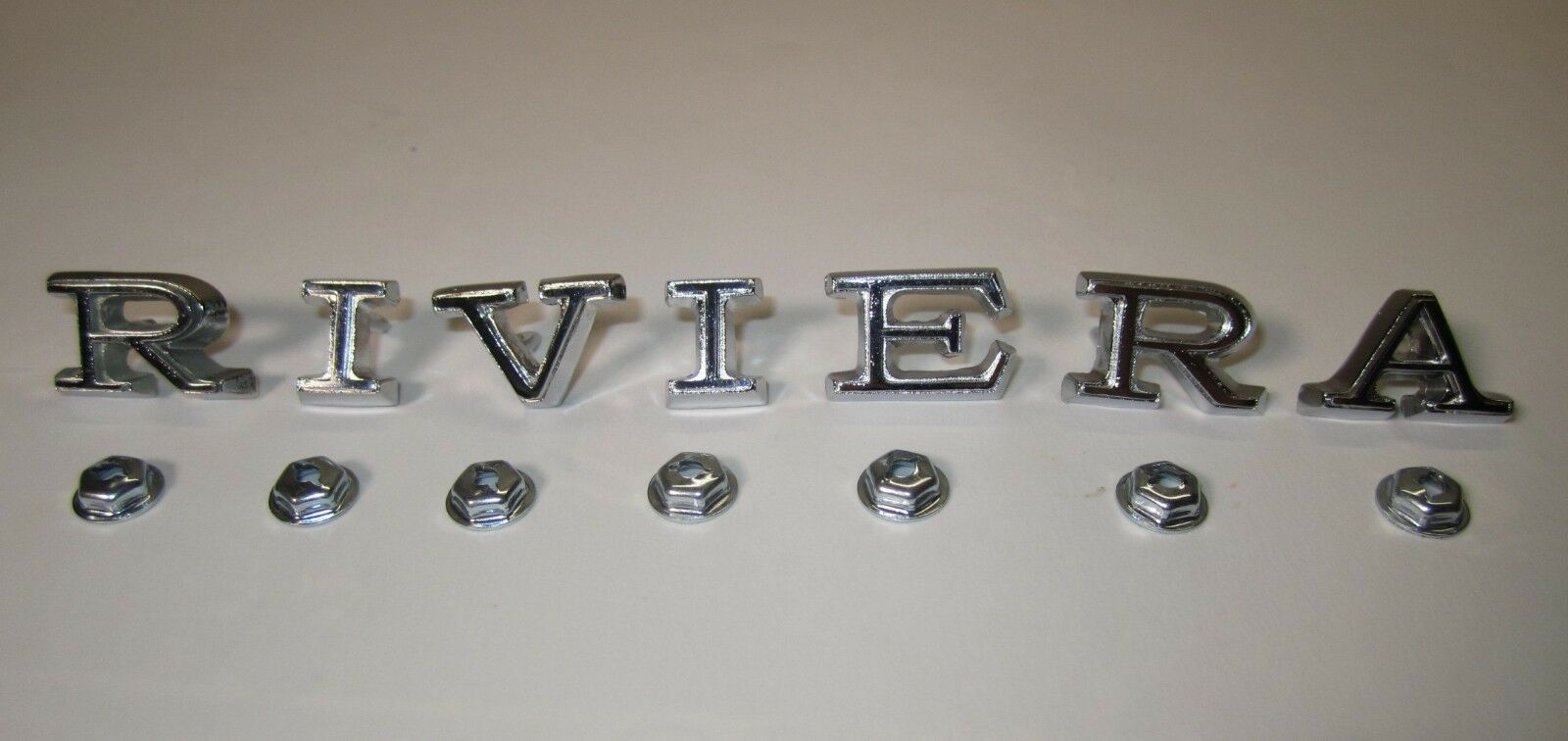 Fender Letters 1968-69 Buick Riviera