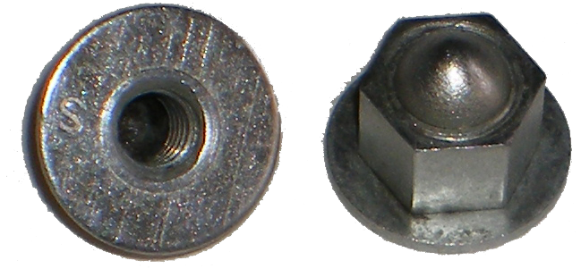 Door Panel Mounting Nut 1963-65 Riviera