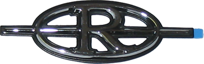 Roof Panel Emblem 1982-85 Buick Riviera