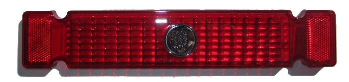 Tail Lamp Lens 1963 Buick Riviera W/O EM