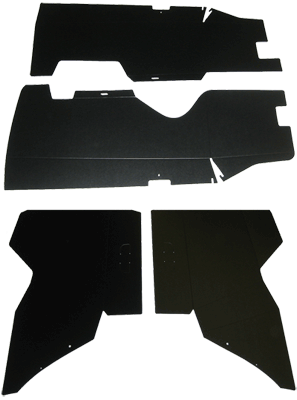 Trunk Lining Kit 1971-72 Buick Riviera