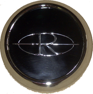 "Wheel Cap 1964-65 Riviera 2 1/8"" Hole"