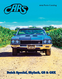 <H2>Buick Parts Catalog 1961 - Up Buick Special, Skylark, GS<H2>