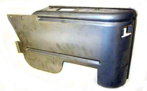 Arm Rest Panel 1968-72 Rear Lower Left