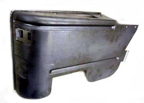 Arm Rest Panel 1968-72 Rear Lower Right
