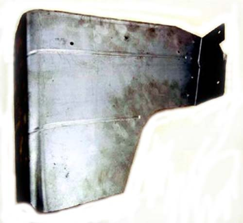 Arm Rest Panel 1968-72 Rear Upper Left