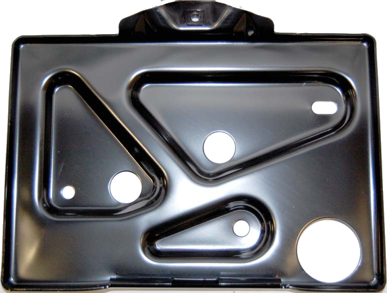 Battery Tray 1968-72 Buick Skylark, GS