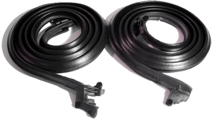 Door Weatherstrip Set 1964-65 Buick 2 Dh