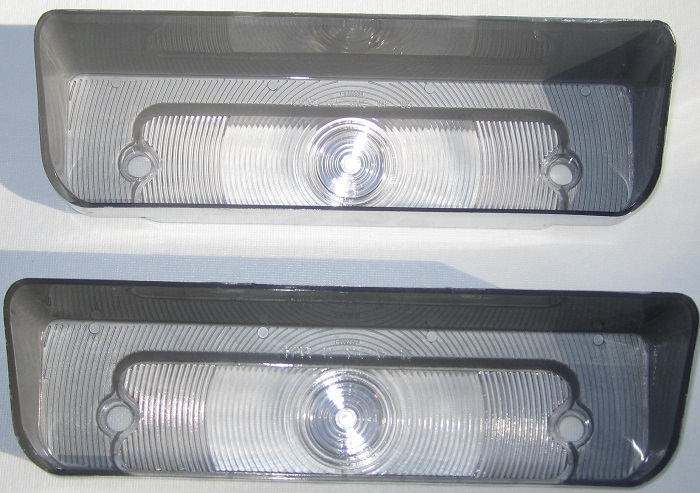 Parking Lamp Lens 1965 Buick Skylark GS
