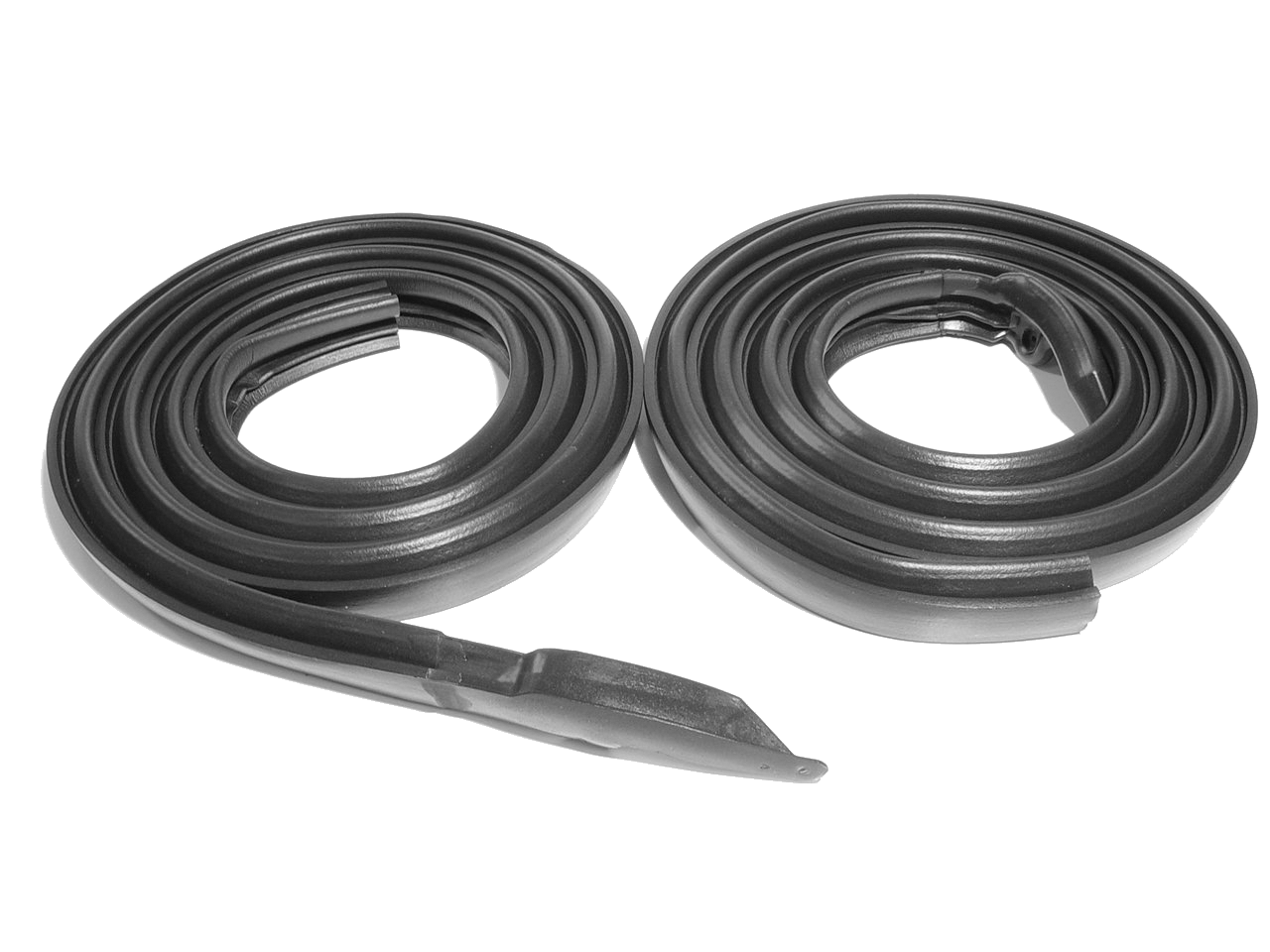 Roof Rail Weatherstrip 1966-67 Olds 4-Dr