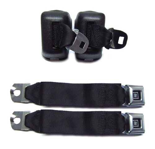 Seat Belt Set 1969-71 GM Style Retract