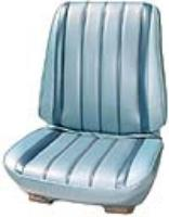 Seat Upholstery 1966 - Front Buckets