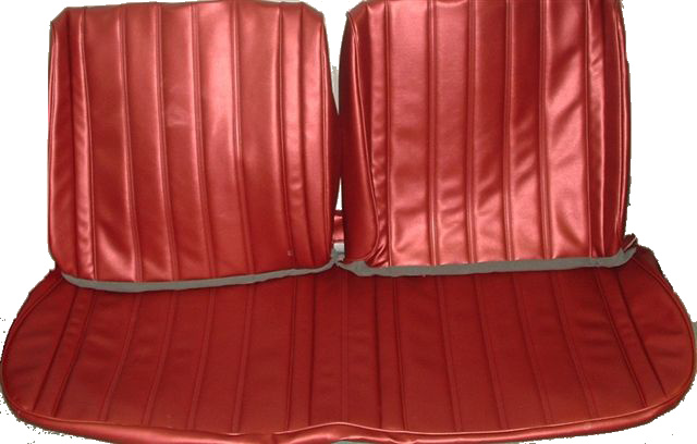 Seat Upholstery 1966 - Front Bench W/O