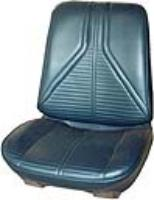 Seat Upholstery 1967 - Front Set