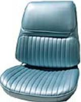 Seat Upholstery 1968 - Front Buckets Set