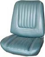 Seat Upholstery 1969 - Front Buckets Set