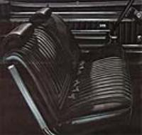 Seat Upholstery 1969 - Front Bench Seat
