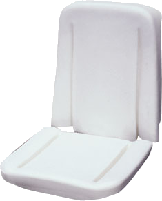 Bucket Seat Foam 1962-65 Buick