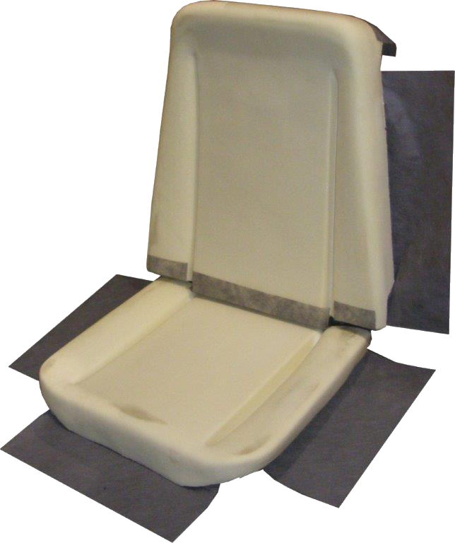 Bucket Seat Foam 1966-70 Buick
