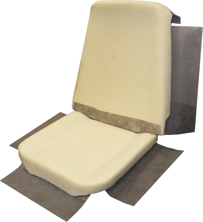 Bucket Seat Foam 1971-72 Buick