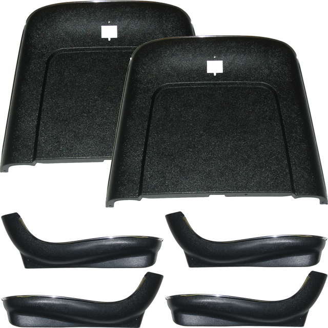 Bucket Seat 1969-72 Skylark GS Back/Apr