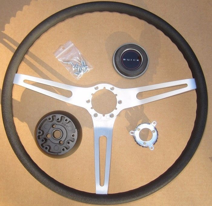 Steering Wheel 1969-75 Buick Skylark/GS
