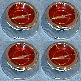 Wheel Cap 1966-67 Buick Thin Bird (4)