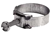 "Hose Clamp 1 1/4"" Wittek Tower Top"