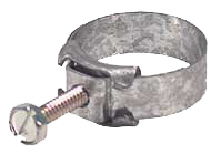 "Hose Clamp 1-1/16"" Wittek Tower Top"