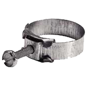 "Hose Clamp 1"" Wittek Tower Top"