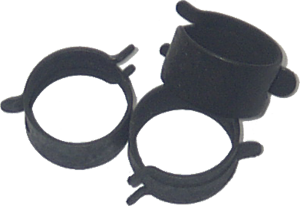 "Hose Clamp, Spring Action 3/4"" ID (10)"
