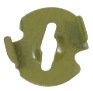 "Moulding Clip 1936-60 Winged 1/8"" Stud"