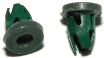 "Tubular Nut 1/8"" Stud 3/16"" Hole (25)"
