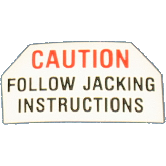 Jack Base Decal 1959-60