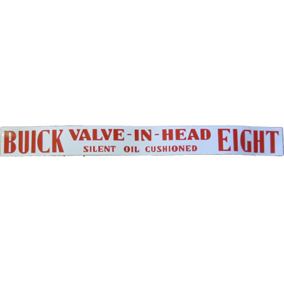 Valve Cover Decal 1936-37 Buick